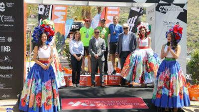 Madeira Island Ultra Trail: entrega de prémios