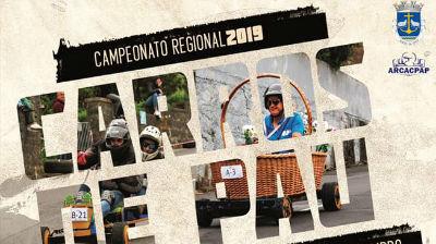 Campeonato Regional 2019 - Carros de Pau