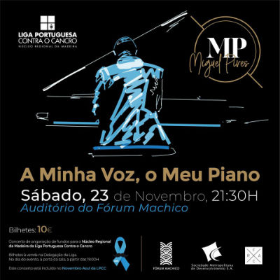Concerto solidário | Miguel Pires