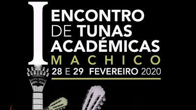 I Encontro de Tunas Académicas em Machico