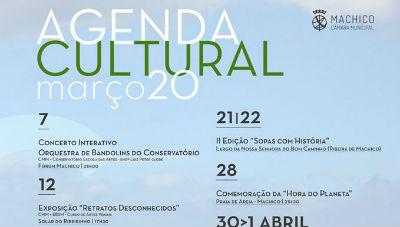 Agenda Machico | março