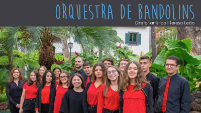 Concerto com Orquestra de Bandolins